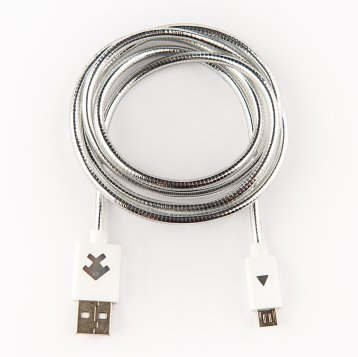 Xcyte Ultra fast Android USB recharge cable  – 1 metre